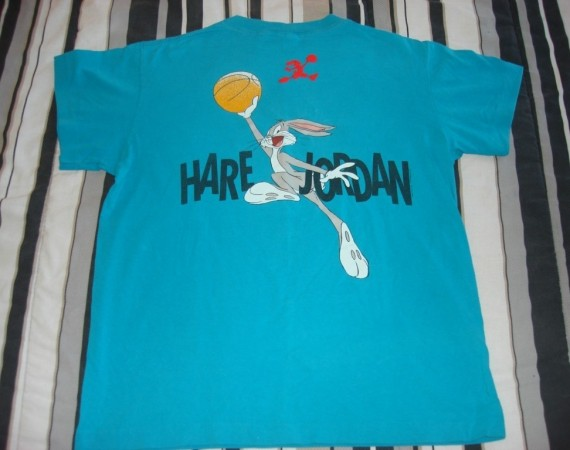 Vintage Gear: Hare Jordan/Air Jordan T Shirt
