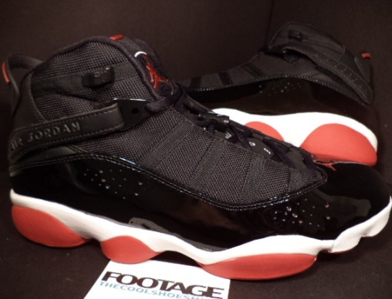 The Daily Jordan: Jordan 6 Rings Bred   2008