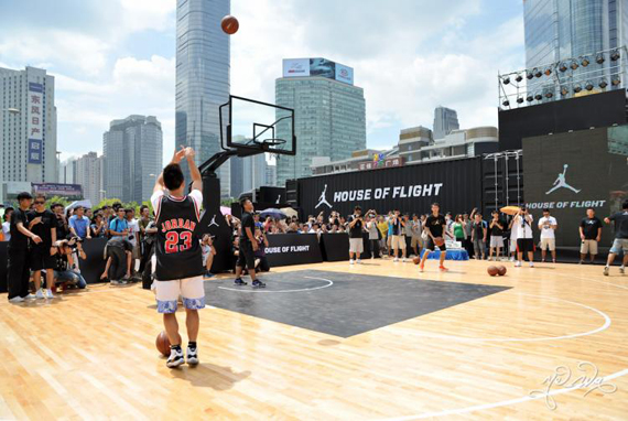 Jordan Brand House of Flight China: Event Recap