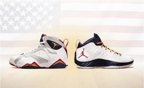 Jordan Brand Olympic Basketball Collection