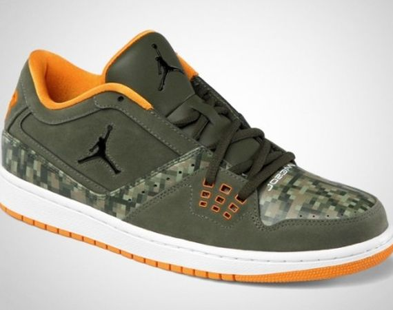 "Jordan 1 Flight Low: ""Digi Camo"""