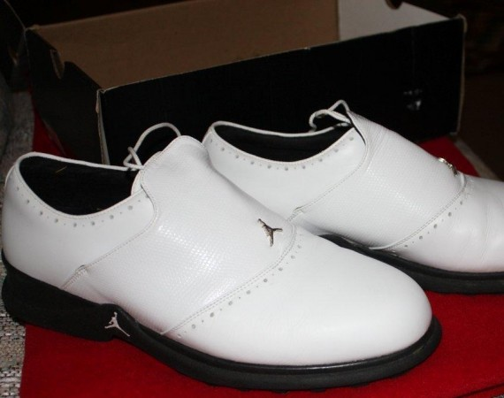 Jordan Par 23+ Golf Shoes