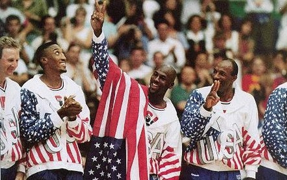 Michael Jordan Addresses Kobe Bryants Dream Team Claims