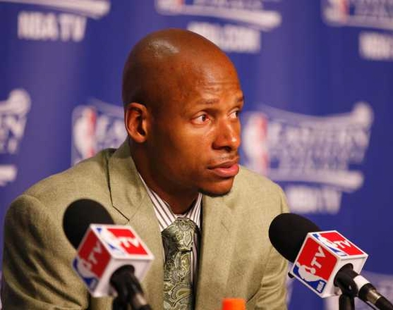 Ray Allen to Join Miami Heat