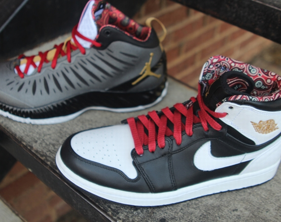 Release Reminder: Air Jordan 1 + Jordan Super.Fly Las Vegas