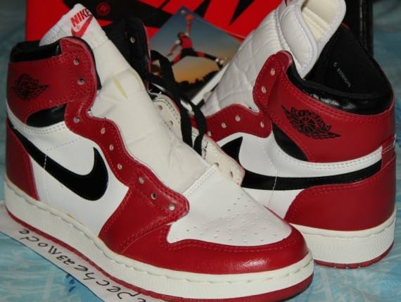 Are you enough to have had a pair of the original Air Jordan 1s ...