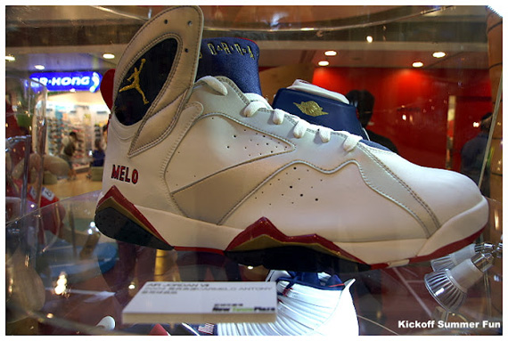 Team USA Olympic Air Jordan Showcase