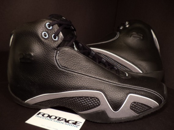 The Daily Jordan: Air Jordan XXI   Black   Flint Grey   2006