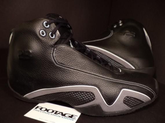 The Daily Jordan: Air Jordan XXI   Black   Flint Grey   2006