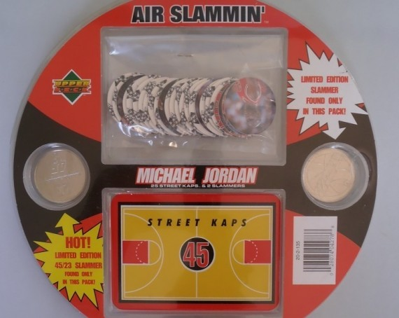 Vintage Gear: Upper Deck Michael Jordan Pog Set
