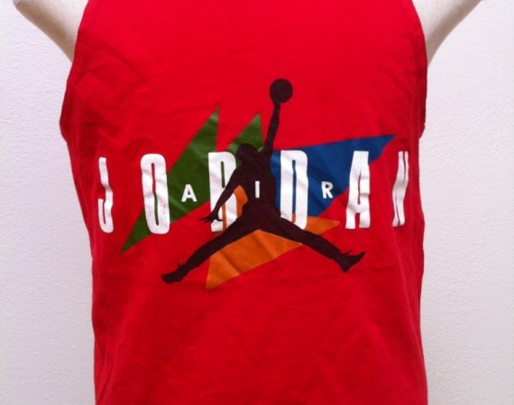 Vintage Gear: Air Jordan VII Tank Top