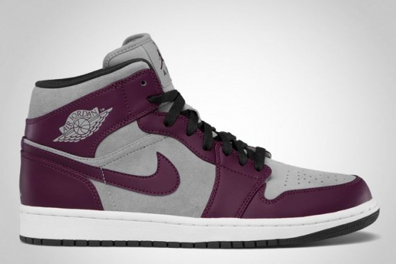 Air Jordan 1 Phat: Bordeaux