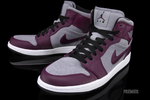 Air Jordan 1 Phat Bordeaux   Available