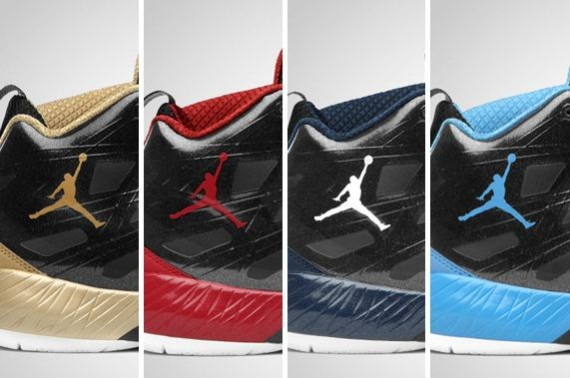 Air Jordan 2012 Lite: September 2012 Releases