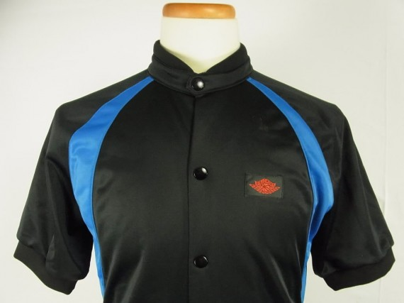 Vintage Gear: Air Jordan Short Sleeve Warm Up