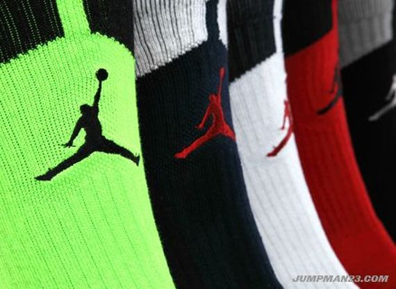 Air Jordan Dri FIT Crew Sock