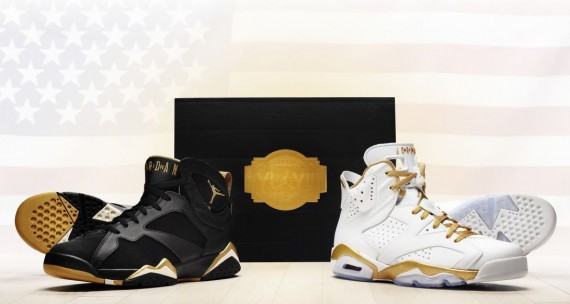 Air Jordan Golden Moments Pack: Official Images