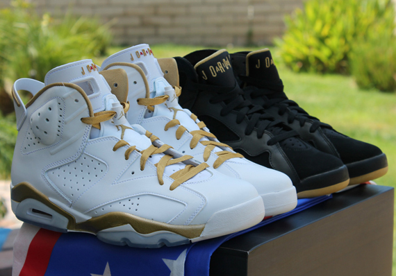 Air Jordan Golden Moments Pack: Release Reminder