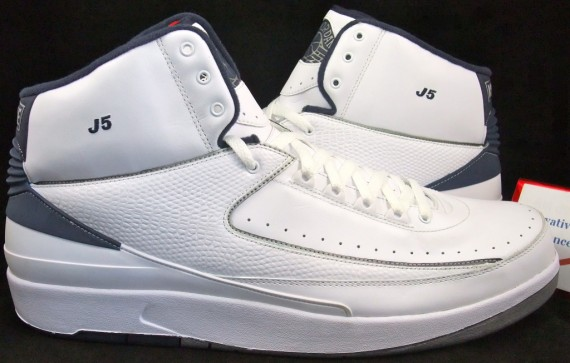 Air Jordan II: Juwan Howard Mavs PE