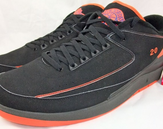 Air Jordan II Low: Jared Jeffries Knicks PE