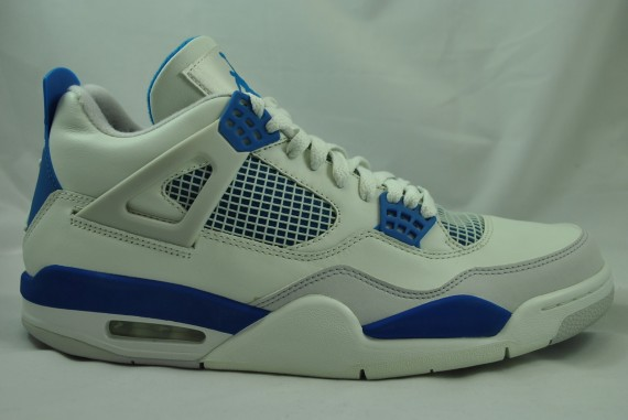 The Daily Jordan: Air Jordan IV Military   2006