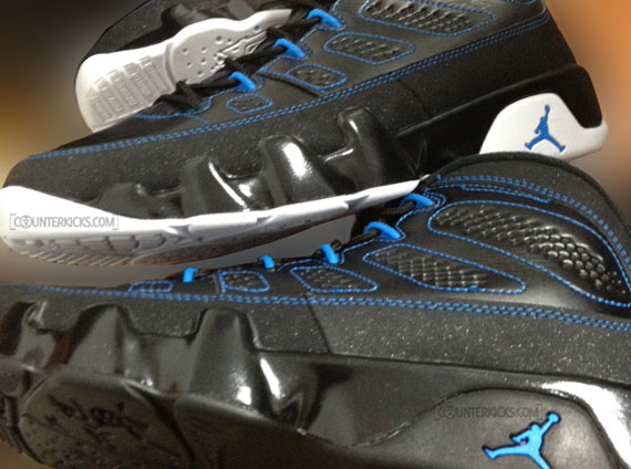 Air Jordan IX Photo Blue Factory Mix Up