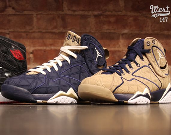 Air Jordan VII: J2K Pack   Release Reminder