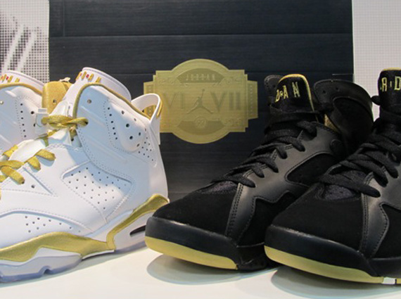 Air Jordan Golden Moment Pack: Release Date
