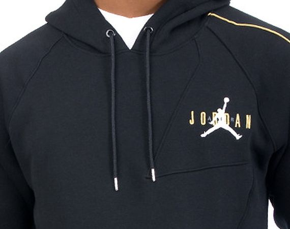 Air Jordan VII Golden Moments Pack Fleece Hoody