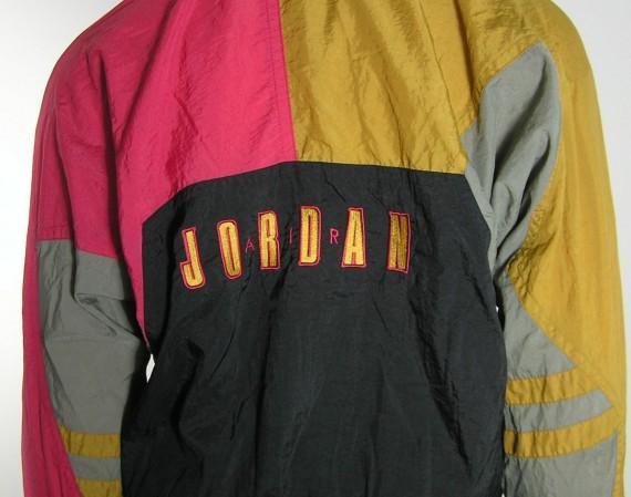 Vintage Gear: Air Jordan VII Windbreaker Jacket