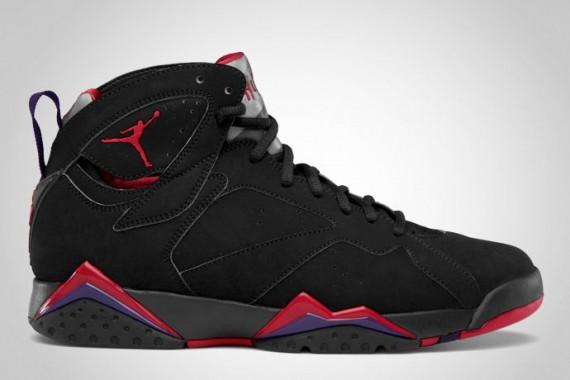 Air Jordan VII: Raptors   Official Images