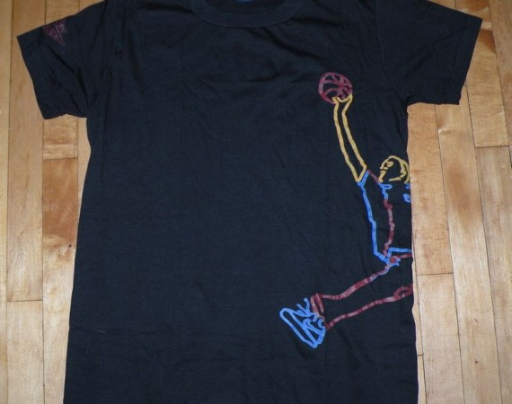 Vintage Gear: Air Jordan Wings/Jumpman T Shirt