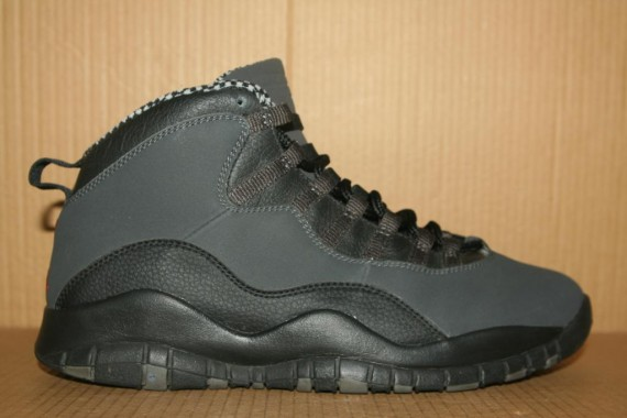 Air Jordan X: Shadow Sample