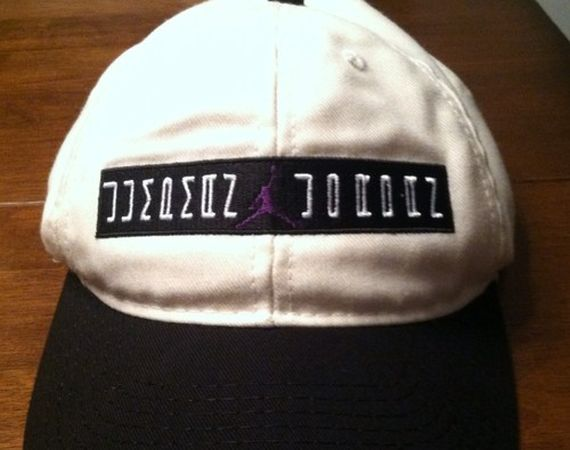 Vintage Gear: Air Jordan XI Concord Snapback