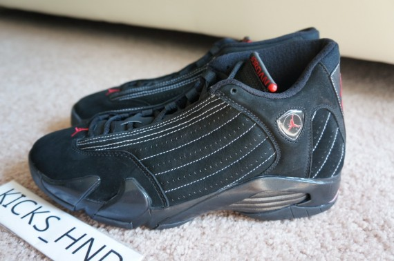 The Daily Jordan: Air Jordan XIV CDP   2008