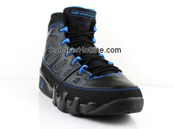 Air Jordan 9: Photo Blue