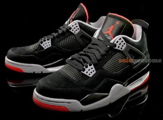 ... Air Jordan Retro, and more! 4 bred