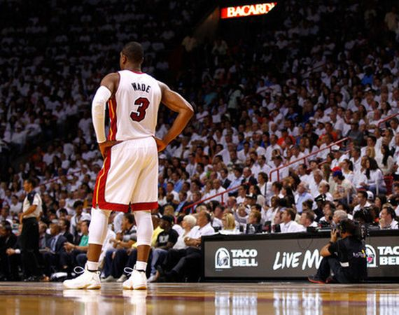 Dwyane Wade and Jordan Brand To Part Ways?