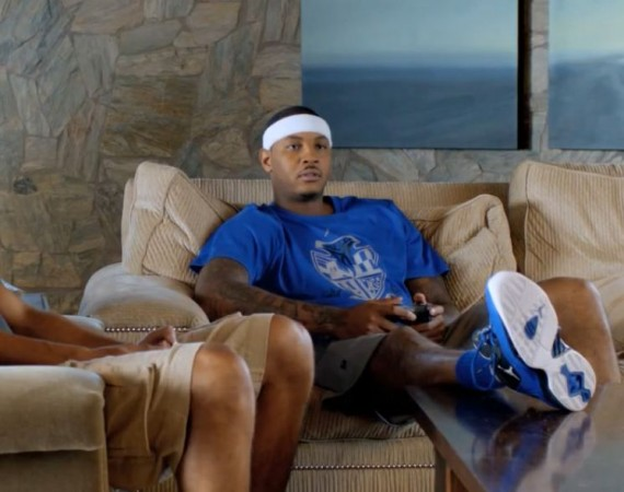 Foot Locker Approved The Melos Ad