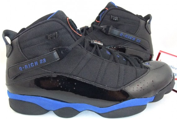 Jordan 6 Rings: Quentin Richardson Knicks PE