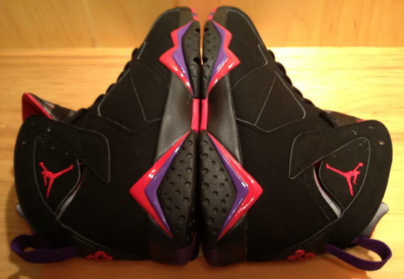 Air Jordan VII: Raptors   Available on eBay