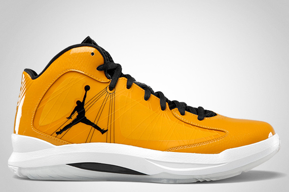 Jordan Aero Flight: September 2012 Colorways