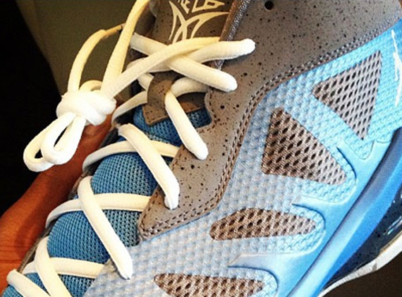 "Jordan Melo M8 Advance: ""Italian Icy"""