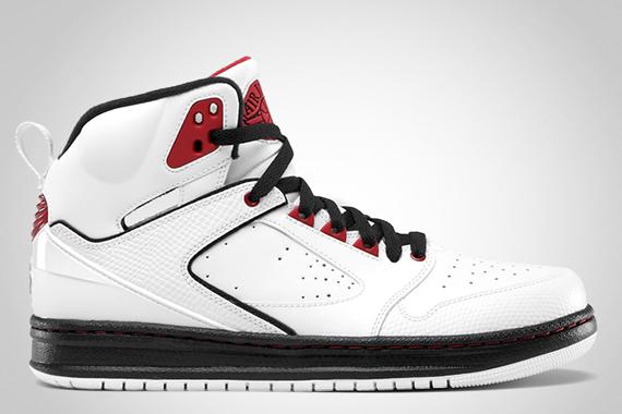 Nike Air Jordan 60 Rouge Club