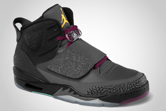 Jordan Son of Mars: Bordeaux   Official Images