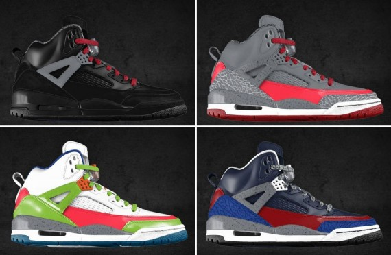 Jordan Spizike iD: Available