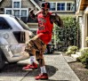 nate-robinson-wearing-air-jordan-v-dmp-red