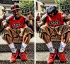 nate-robinson-wearing-air-jordans-v-raging-bull