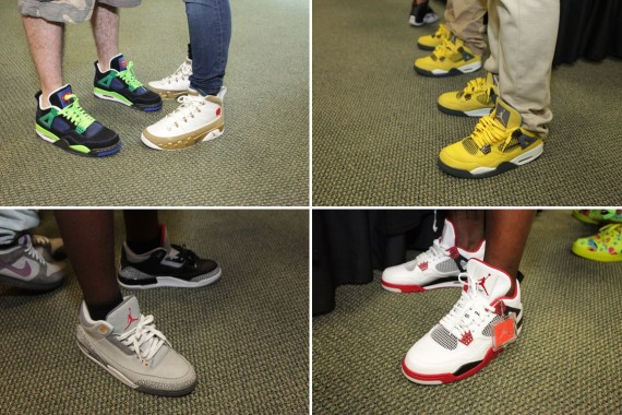 Sneaker Con Miami August 2012: Air Jordans Recap