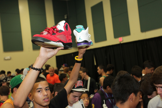 Sneaker Con Miami August 2012: Event Recap